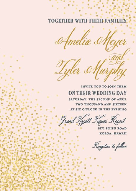 31 best Ideas for Invitation wording images on Pinterest - gala invitation wording