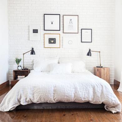 Chambre au look scandinave chambre inspirations décoration et rénovation pratico pratique