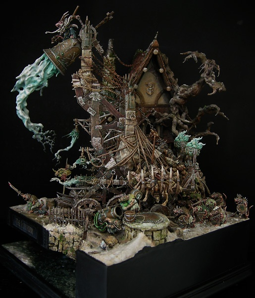 Great diorama!