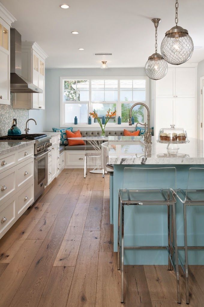 A Kitchen That Is As Beautiful As It Is Functional