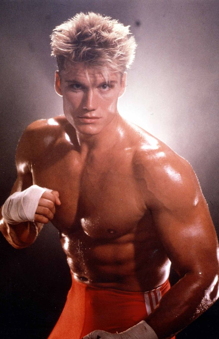 Dolph Lundgren Sent Sylvester Stallone to the Hospital, With One ...