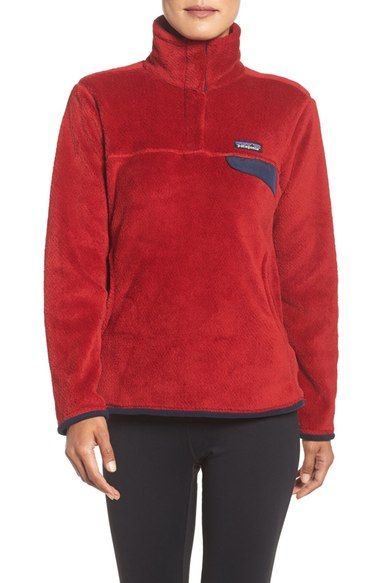 Patagonia 'Re-Tool' Snap Pullover available at #Nordstrom