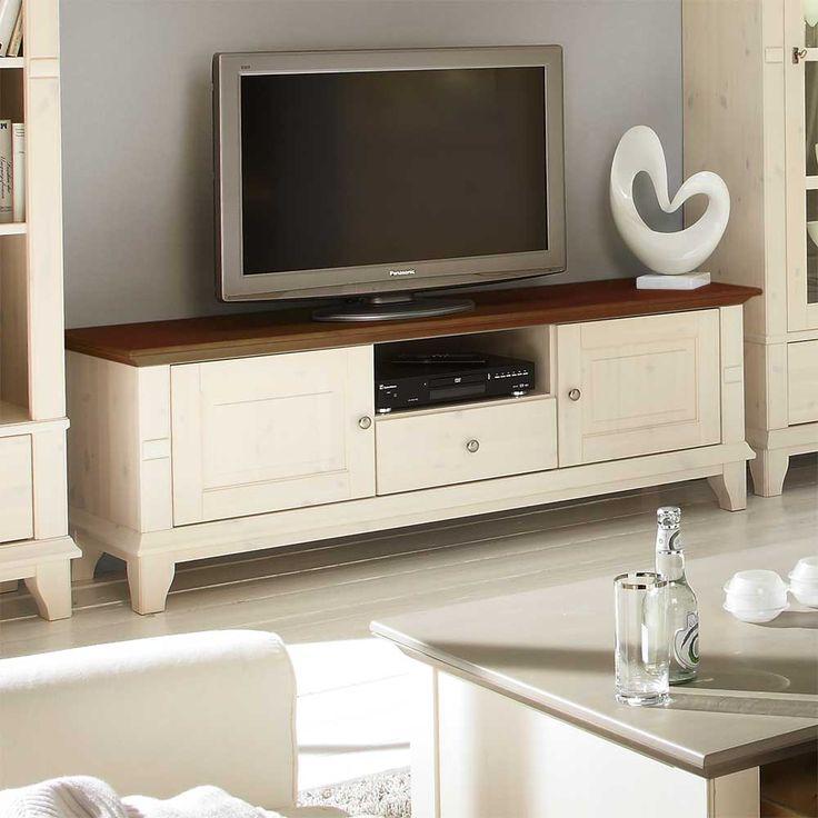 Die besten 25+ Tv möbel kiefer Ideen auf Pinterest Tv möbel - schrank wohnzimmer weiß