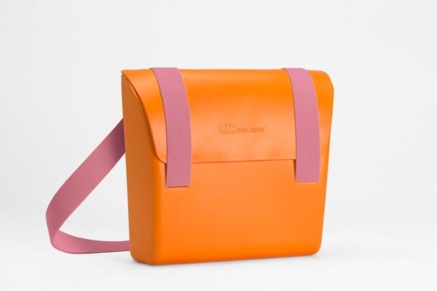 Mix Match arancio e rosa