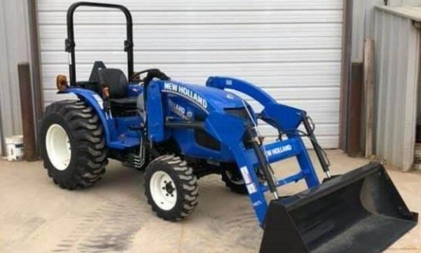 Free New Holland Boomer 30 Rops Compact Tractor Service Repair Manual New Holland Boomer Repair Manuals Hydraulic Systems