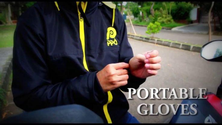 Jaket Motor PPO - Yellow Emperium