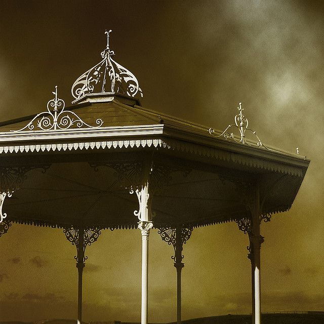 Bandstand, St. Andrews. | Flickr - Photo Sharing!