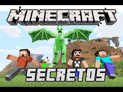 50 SECRETOS DE MINECRAFT! - YouTube