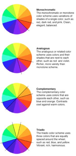 Best Color Images On   Color Theory Visual Arts And