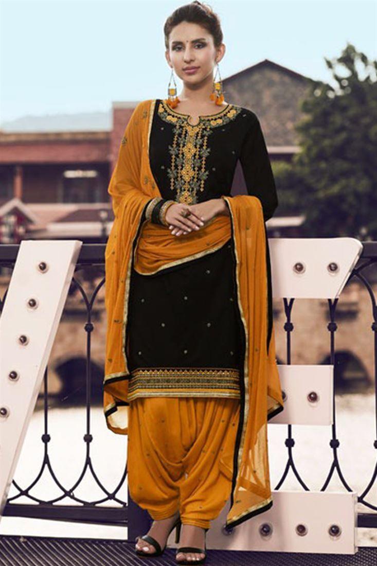 be8de74994 Download Images Of Latest Punjabi Suit Designs 2018 Catalogue ...