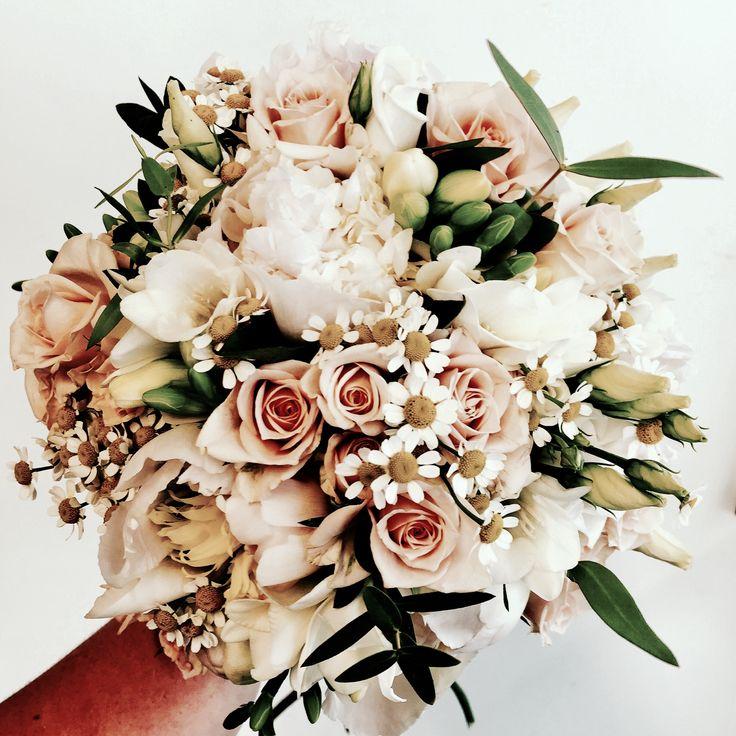 Brudebukett av Thea