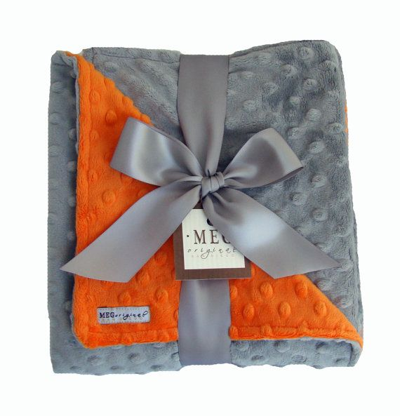 I need this blanket for baby boy! Matches his car seat :) Etsy