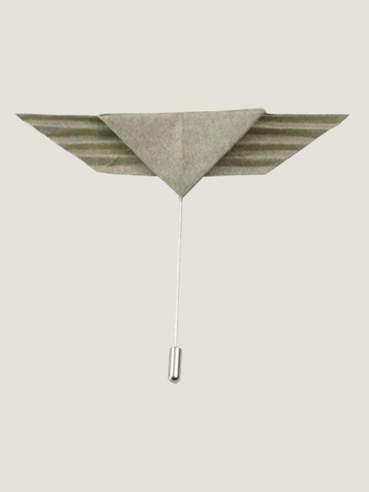 Aviator-Origami-Lapel-Pin2