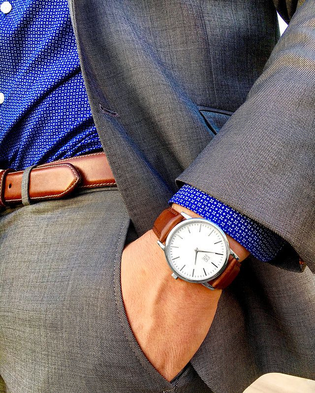 We provide the more fashion conscious GENT with high quality watches and interchangeable straps at an affordable price. Visit The GENT Club for 20% off.