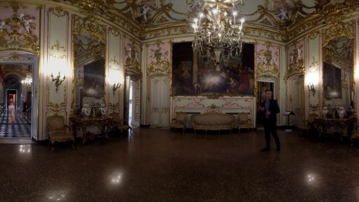 SALA DEL VERONESE - Palazzo Reale - Genova