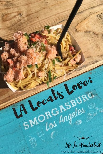 Looking for things to do in LA? Visit Smorgasburg in Downtown Los Angeles for the best food and pop-up shops!