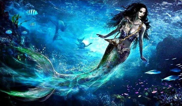 Dengan sebagian besar planet biru kita yang tertutup oleh air, tak mengherankan jika, berabad-abad yang lalu, samudra diyakini menyembunyikan makhluk misterius termasuk ular laut dan putri duyung.