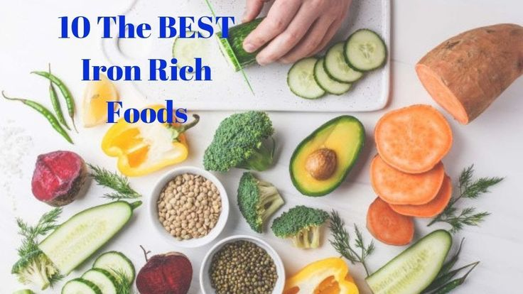 iron rich foods for babies in hindi