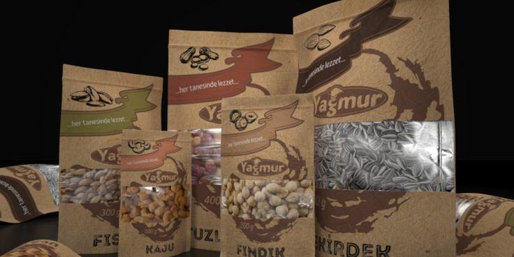 "Product And Package / Ürün Ve Ambalaj | Sercan ""The Designer"" Cetin"
