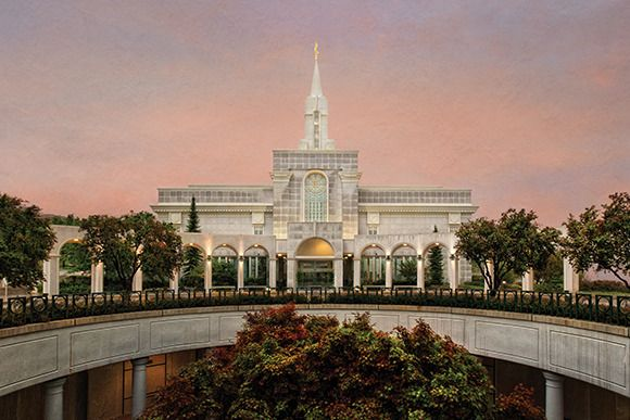 All-new stunning photos of LDS temples!