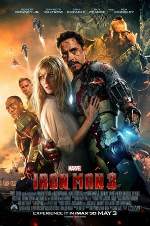 Iron Man 3 DVD Release Date September 24, 2013