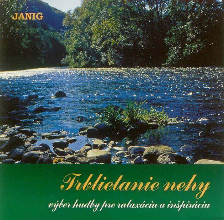 CD Trblietanie nehy - JANIG