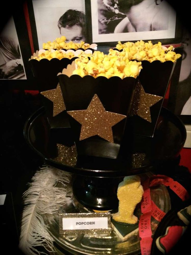 Academy Awards Party Oscar Party Party Ideas | Photo 1 of 43 | Catch My Party