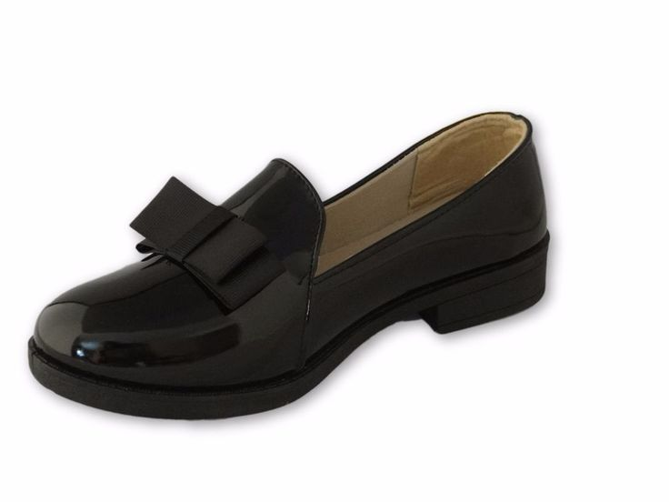Womens Ladies Sweet Bow Slip On Casaul Flat Loafers Pumps Shoes  UK