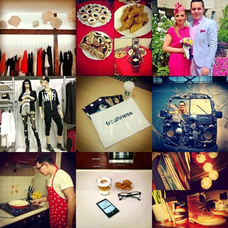 Living the Instagram life.