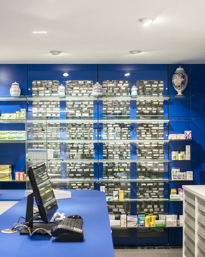 Pharmacy Blasi by Th.Kohl - Italy