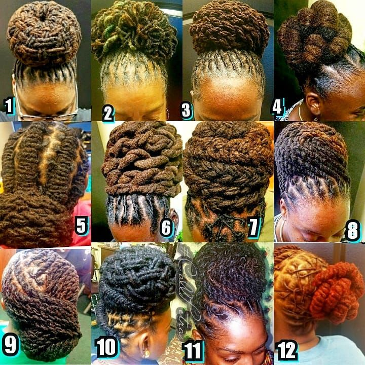 Bun Life I M Starting A Bestbunchallenge Which Is Your Favorite Bun Bunlife Locs Naturalh Locs Hairstyles Dreadlock Hairstyles Natural Hair Styles