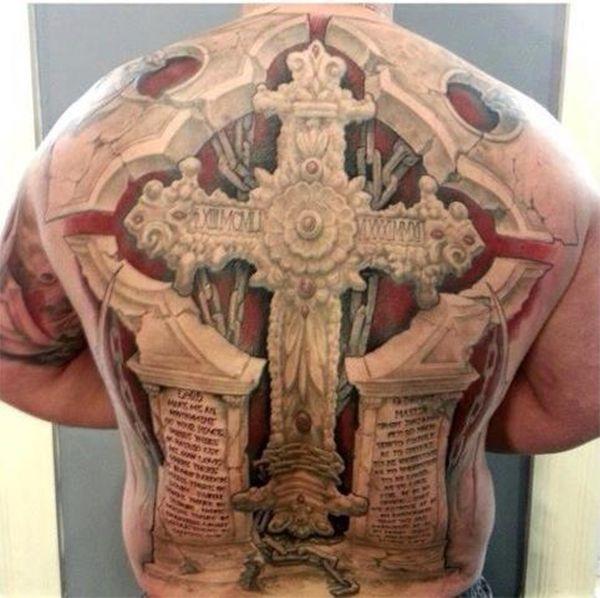 3D Realistic Tattoos | ... uncategorized tags 3d 3d tattoo 3d tattoos awesome design ink tattoo