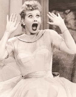 Lucille Ball, I love Lucy. She could always make me smile!