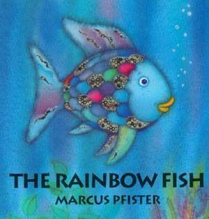 Uuuuu il pesce arcobaleno!! Me lo leggeva sempre la mia nonna