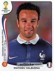 Mathieu Valbuena - France