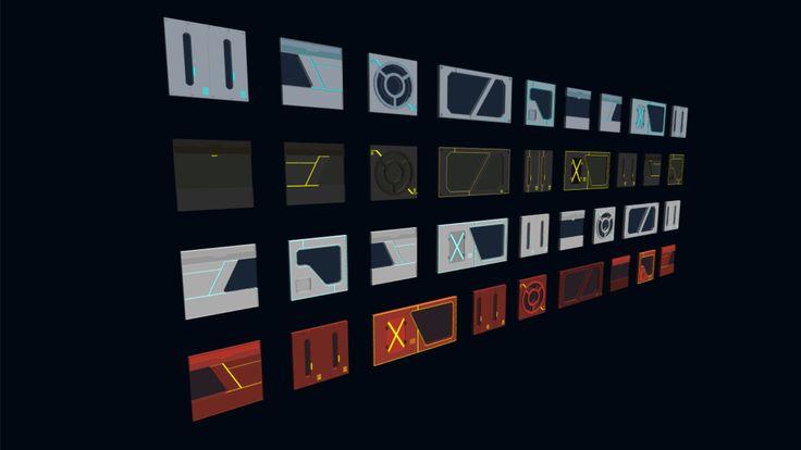 3D Modular Sci-Fi Environment Pack on Unity Asset Store 6