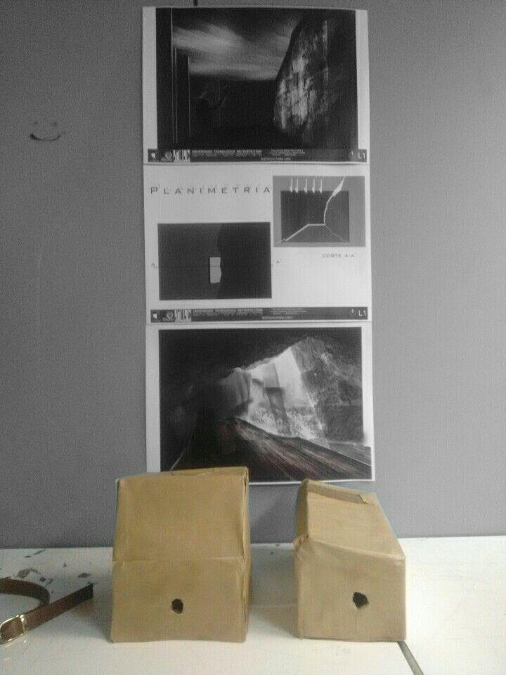 Atmósfera espacial en una caja