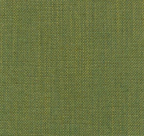 Serafina Linen Fabric Heavy Weight Strie Mix With Antiqued Finish In Green
