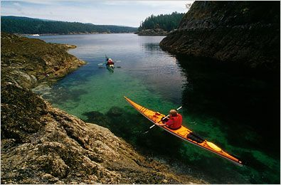 Sunshine Coast, BC - Nice shot pinned by Gabriele Wibisone