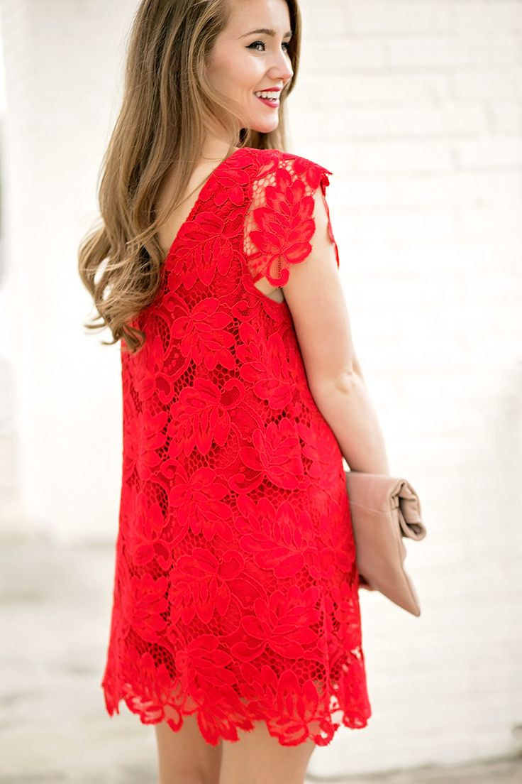 1000  ideas about Red Christmas Dress on Pinterest  Christmas ...