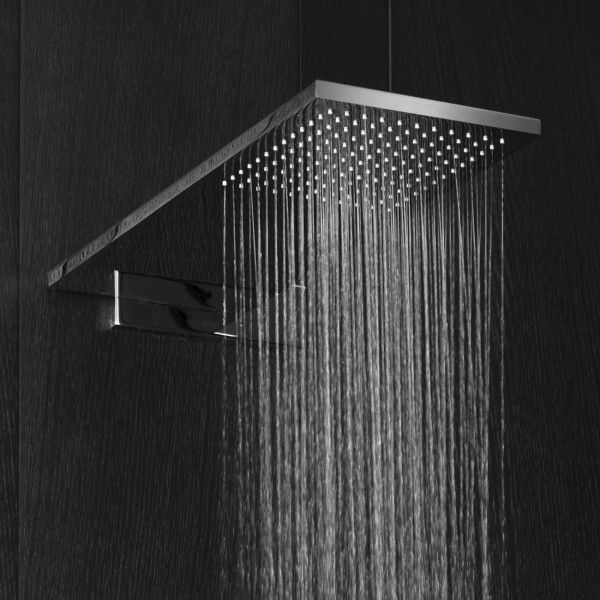 The Fantini Milano Luxury Shower Rose represents an interpretation towards the future of tapware design; a clean, precise appearance suited to the ever-modern bathroom.