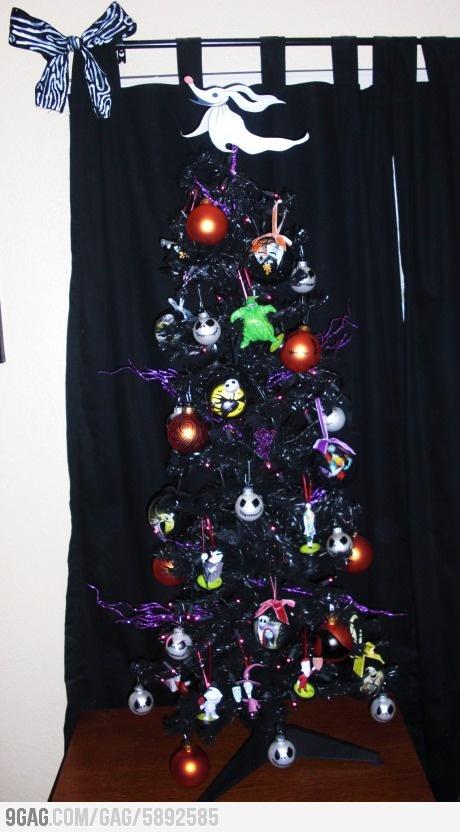 My The Nightmare Before Christmas Tree