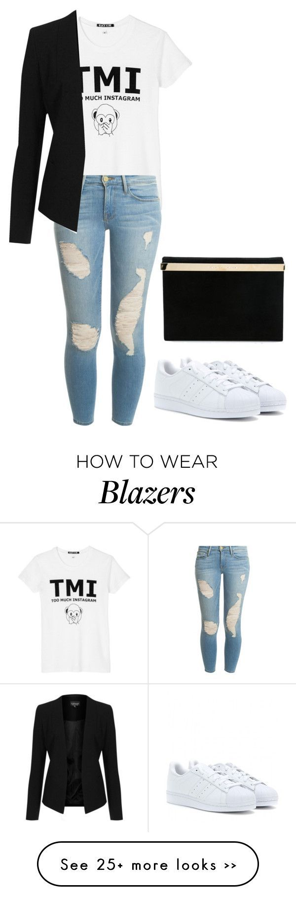 Smart Casual by acacia97 on Polyvore