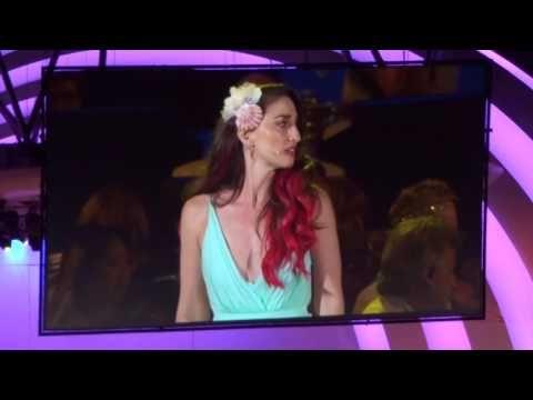 Sara Bareilles, Darren Criss, Tituss Burgess, Norm Lewis - If Only (Little Mermaid Hollywood Bowl) - YouTube