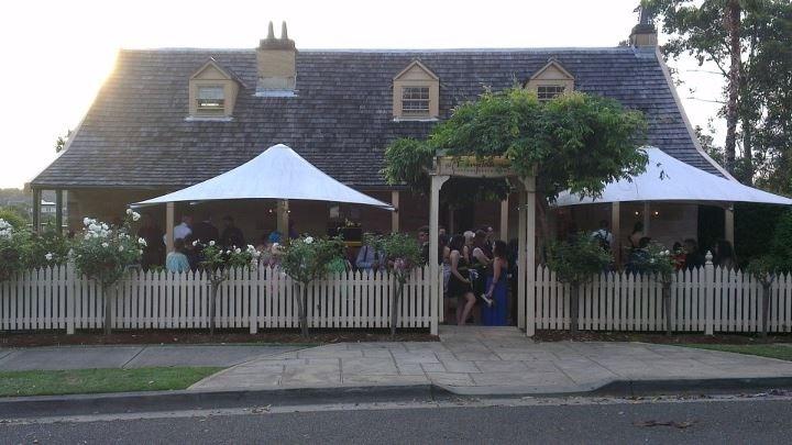 Banjo Paterson Restaurant - Gladesville (Sydney) NSW.