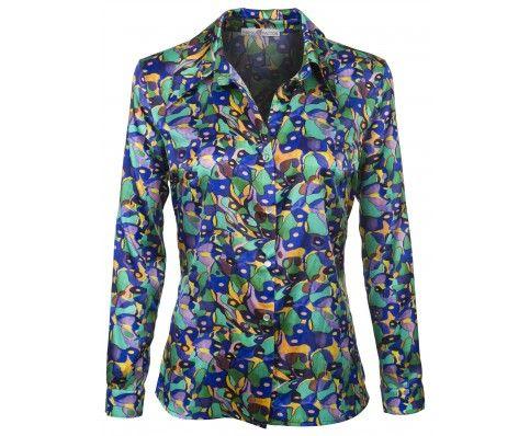 Dressfactor zijden blouse
