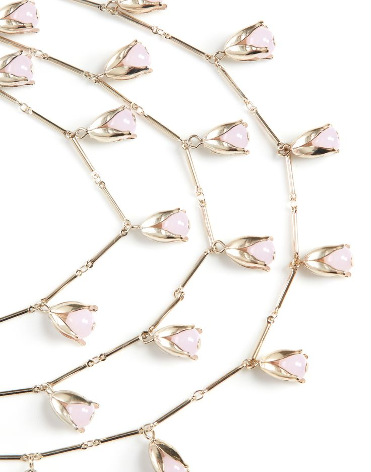 Bluebell Necklace in Blush | Jigsaw Spring 2015