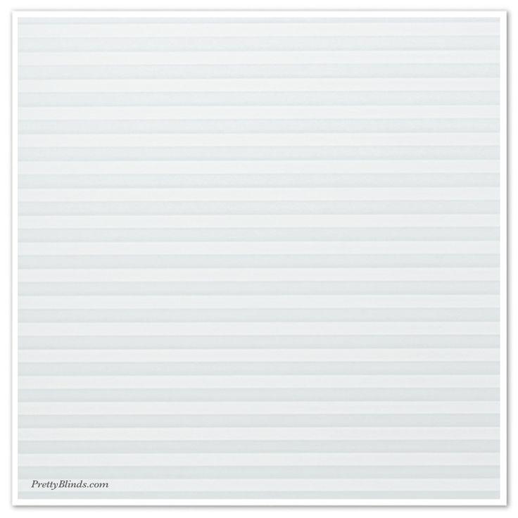 White Honeycomb Blind