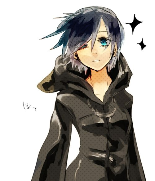 Xion Kingdom Hearts: 195 Best Xion Love Images On Pinterest