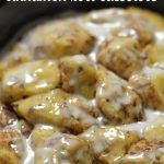 Are you looking for a crock pot recipe for the cinnamon roll lovers in your family? This Crock Pot Cinnamon Roll Casserole recipe from Gooseberry Patch's Slow Cooker Christmas Favorites is the perfect spin on your traditional cinnamon roll breakfast.